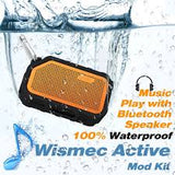Wismec ACTIVE Bluetooth Speaker Mod (water resistant) -  - Urban Vape and CBD
