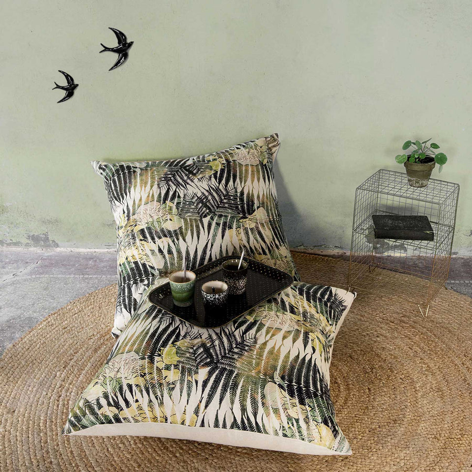 coussins lin bianka leone made in france textile decoration haut de gamme ecoresponsable