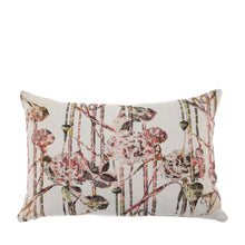Coussin en lin made in france FLORE SAUVAGE - Bianka Leone