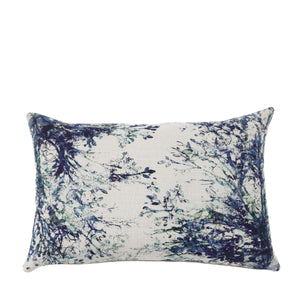 Coussin en lin made in France SOUS LA PINEDE - Bianka Leone