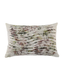 Coussin en lin made in France FOUGERES A PLUMES - Bianka Leone
