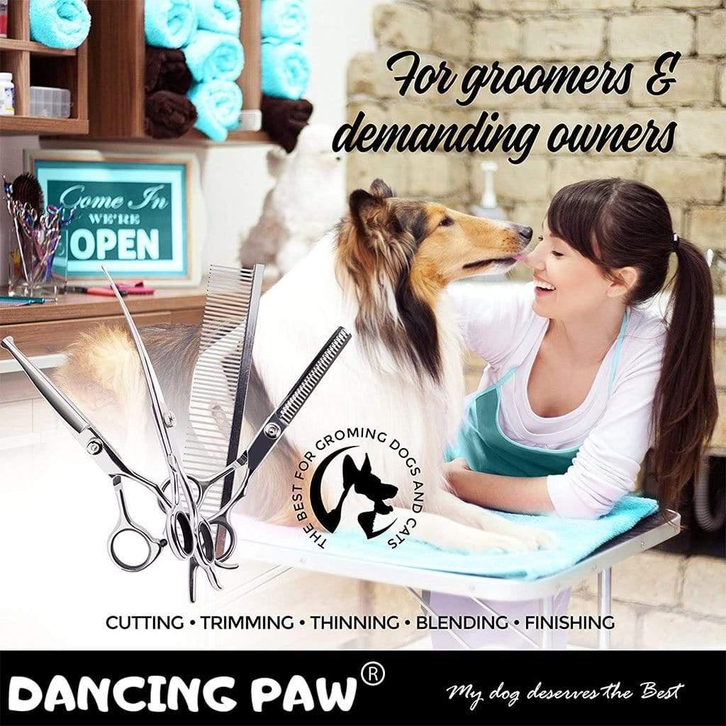 Dancing Paw® Professional Pet Grooming Kit