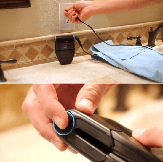 Folding Portable Iron - Travel Iron