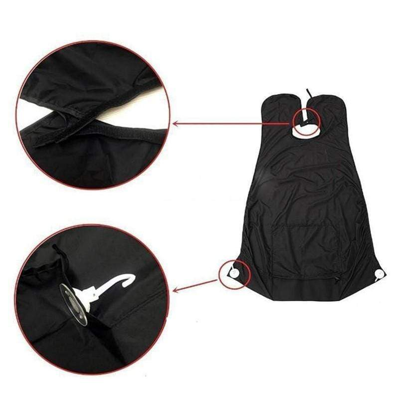 Hair Clippings Catcher & Grooming Cape Apron