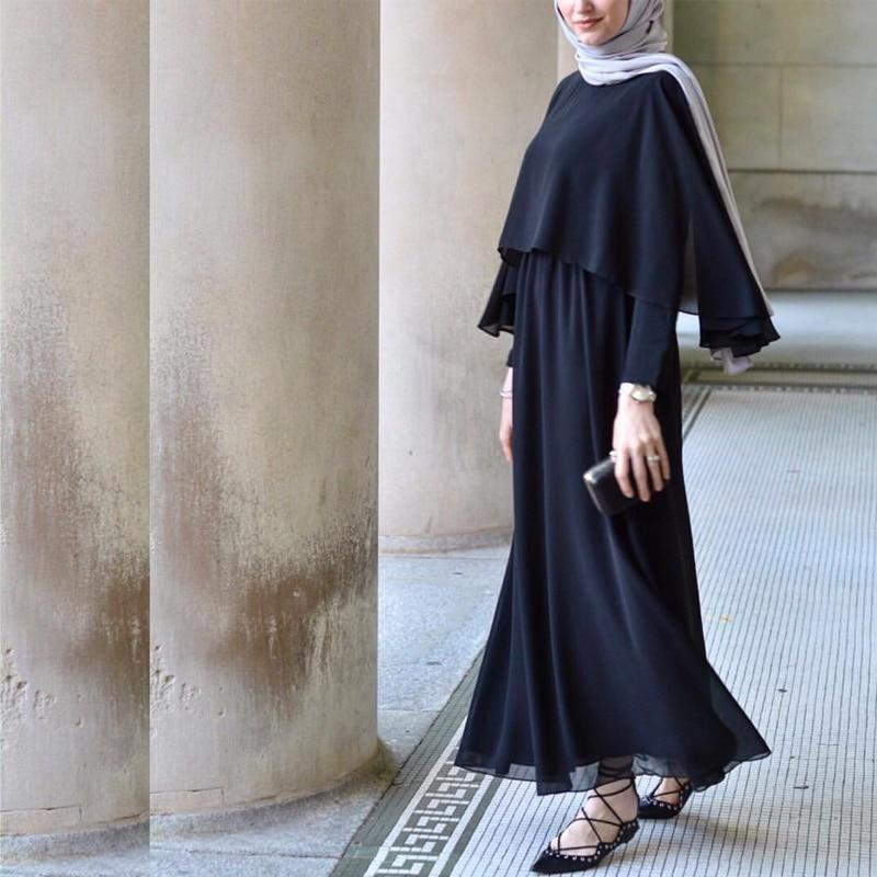 Hijab Dress For Women - Turkish Islamic Clothing