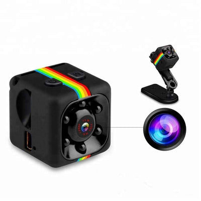 SQ11 HD mini Camera - 1080P Sensor + Night Vision Camcorder