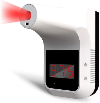 WALL THERMO PRO™ AUTOMATIC HANDS FREE INFRARED THERMOMETER
