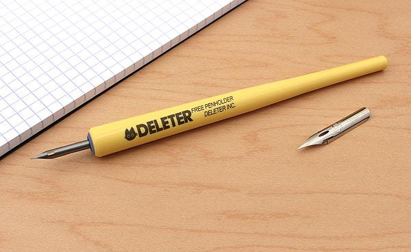 DELETER Comic Pen Nib Holder