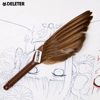 DELETER Feather Sweeper