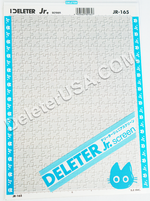 DELETER Jr. Screentone - 182 x 253mm - JR-165 (Puzzle Pattern)