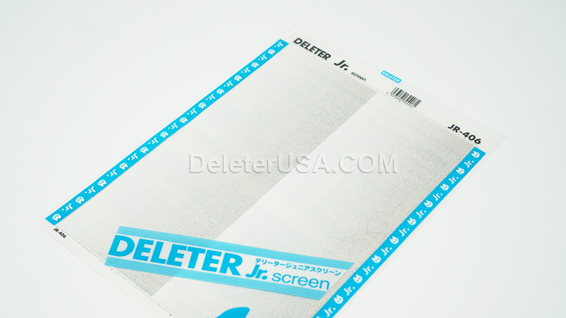 DELETER Jr. Screentone - 182 x 253mm - JR-406 (Hatch-mark Gradation Pattern)