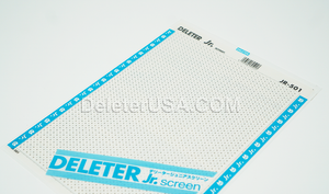 DELETER Jr. Screentone - 182 x 253mm - JR-501 (Polka Dots Pattern)