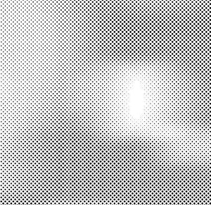 DELETER Jr. Screentone - 182 x 253mm - JR-168 (Light Shine Bubbles Pattern)