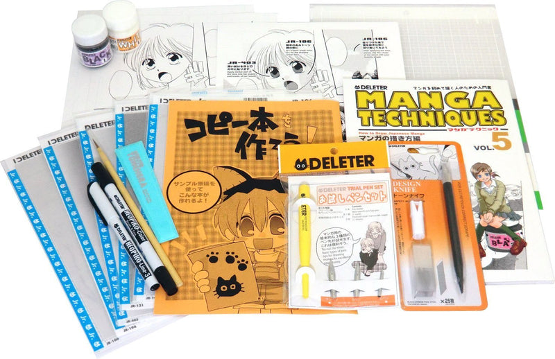 DELETER Manga Toolkit DX (Deluxe Version)