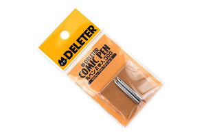 DELETER Comic Pen Nib - Maru Pen Nib - Pack of 2