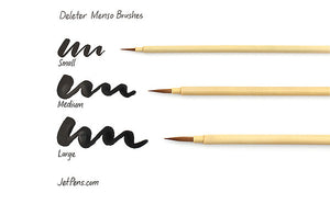 DELETER Menso Brush - Small