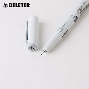DELETER Neopiko-Line 3 - 0.3mm Multi-Liner Pen (Gray)