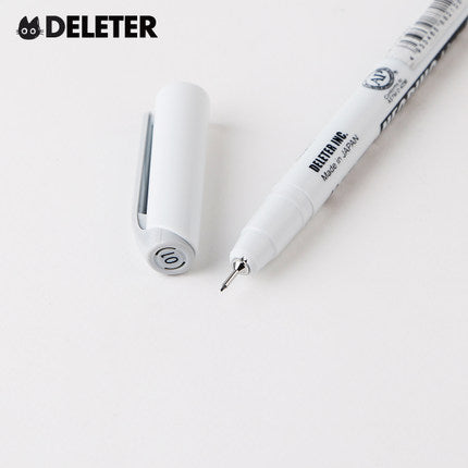 DELETER Neopiko-Line 3 - 0.1mm Multi-Liner Pen (Gray)