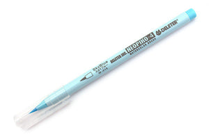 DELETER Neopiko-4 Watercolor Brush Pen - Sky Blue (W-015)