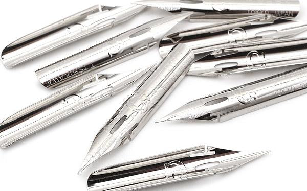 DELETER for ZEBRA Comic Pen Nib - G-Pen - Pack of 10