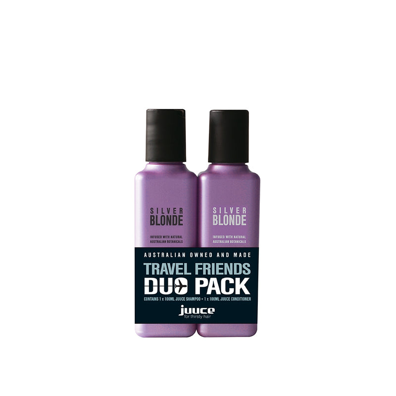 Silver Blonde Duo Pack 100ml - EcoClique