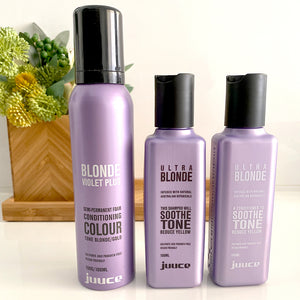 Mini Blonde Hair Bundle - EcoClique
