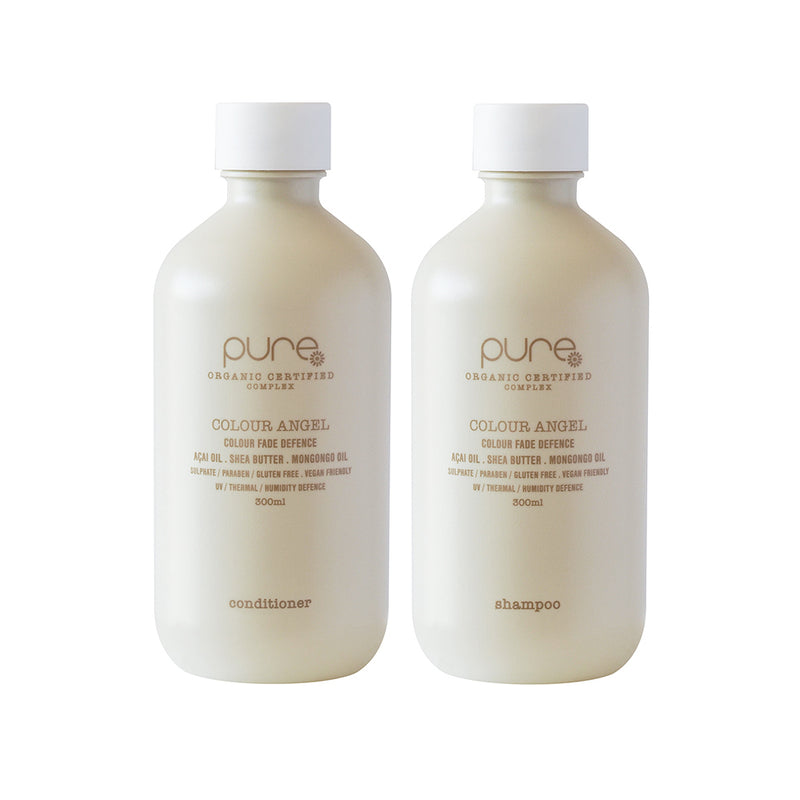 Colour Angel Shampoo and Conditioner 300ml - EcoClique