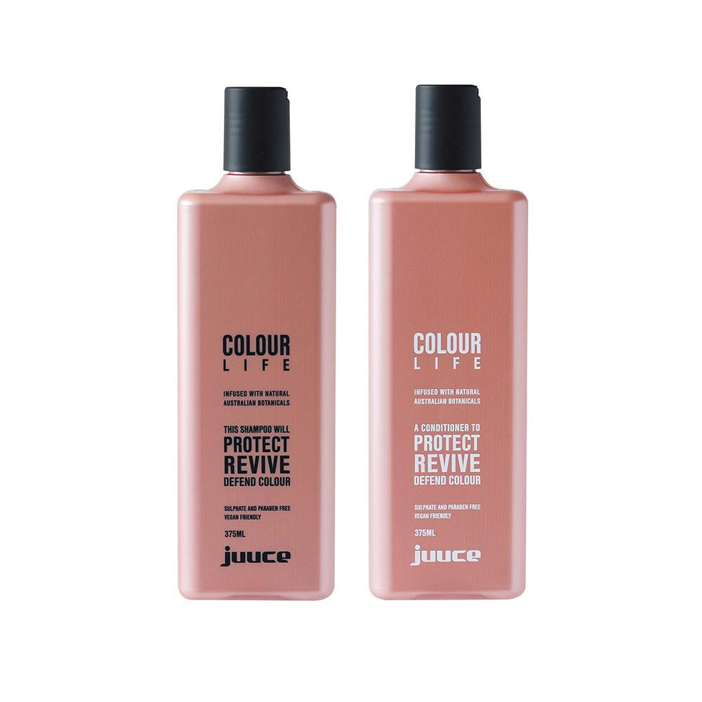 Colour Life Shampoo and Conditioner 375ml - EcoClique