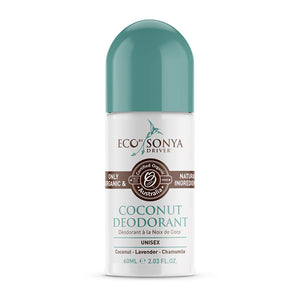 Coconut Roll on Deodorant 60ml - EcoClique