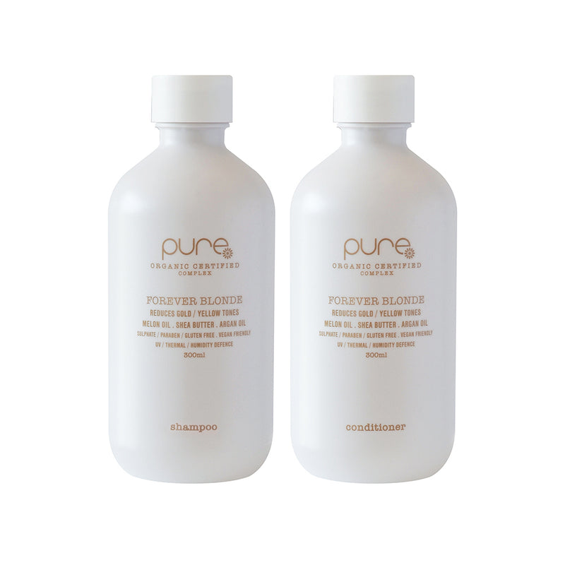 Forever Blonde Shampoo and Conditioner 300ml
