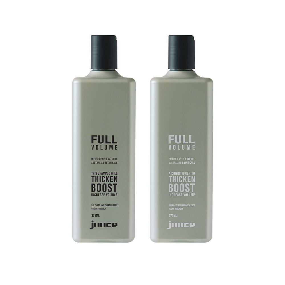 Full Volume Shampoo and Conditioner 375ml - EcoClique