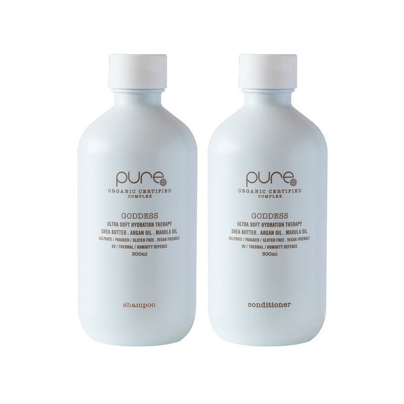 Goddess Shampoo and Conditioner 300ml