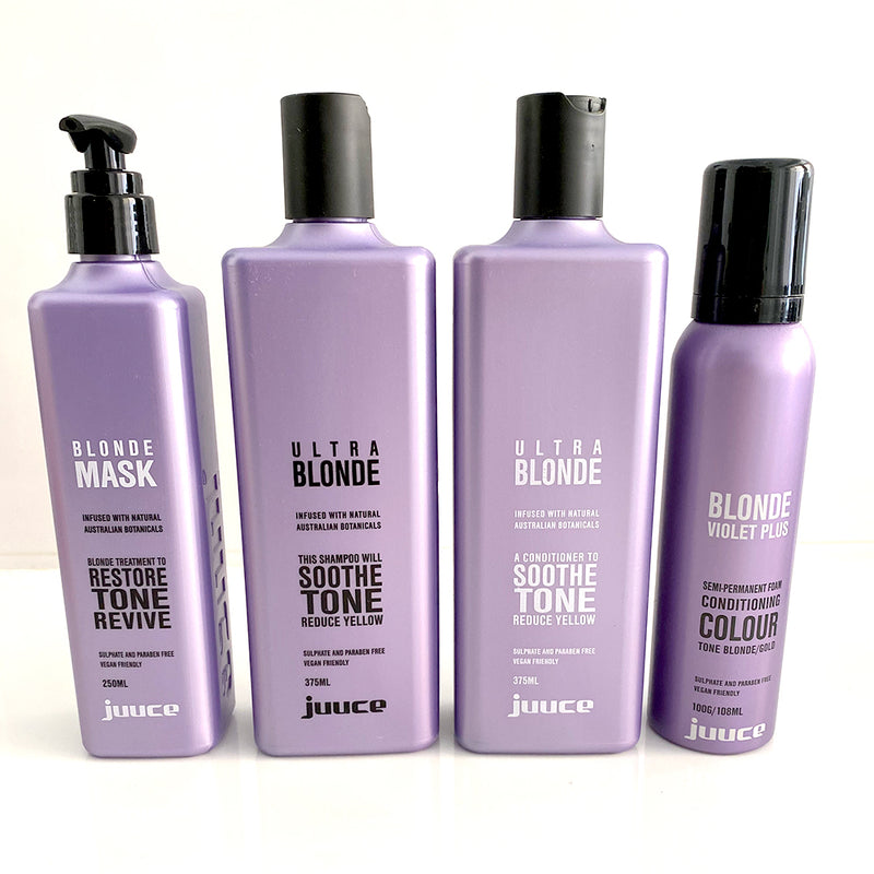 Ultimate Blonde Hair Bundle - EcoClique