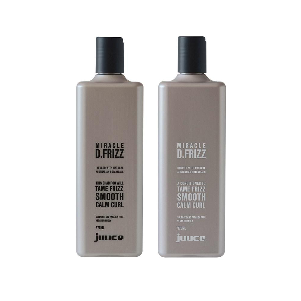 Miracle D.Frizz Shampoo and Conditioner 375ml - EcoClique