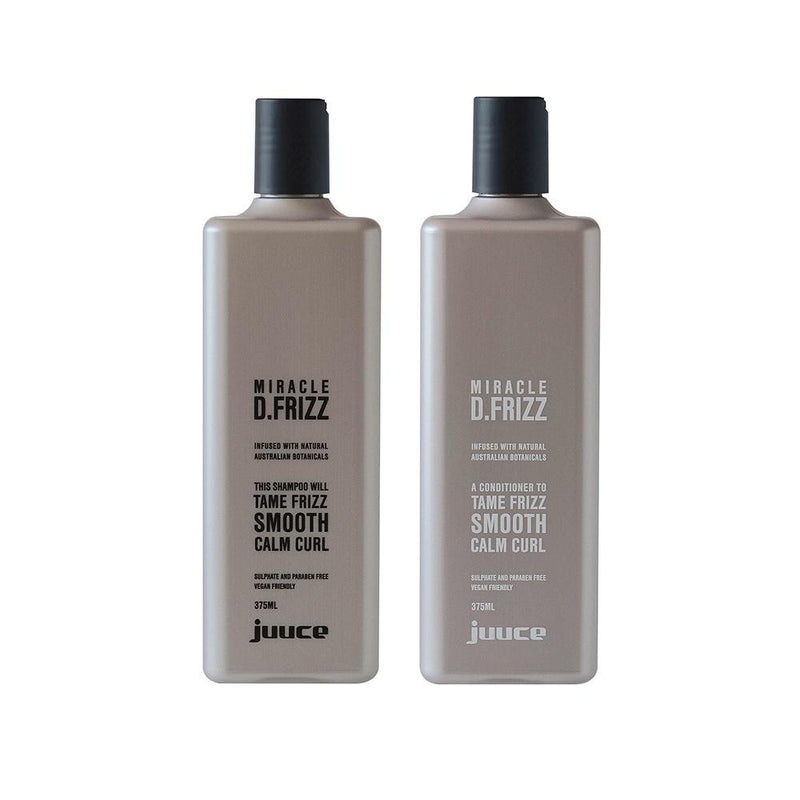Miracle D.Frizz Shampoo and Conditioner 375ml