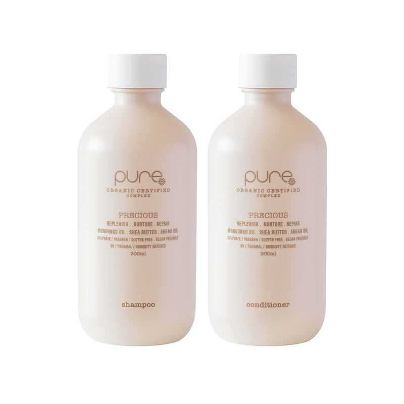 Precious Shampoo and Conditioner 300ml - EcoClique