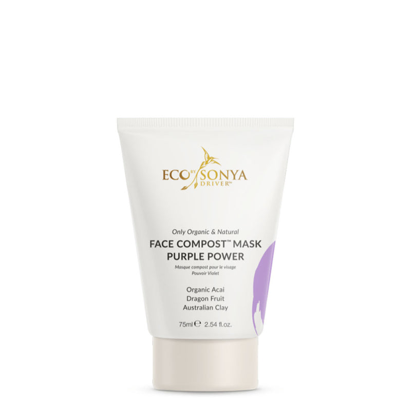 Face Compost™ Purple Power Mask 75ml - EcoClique