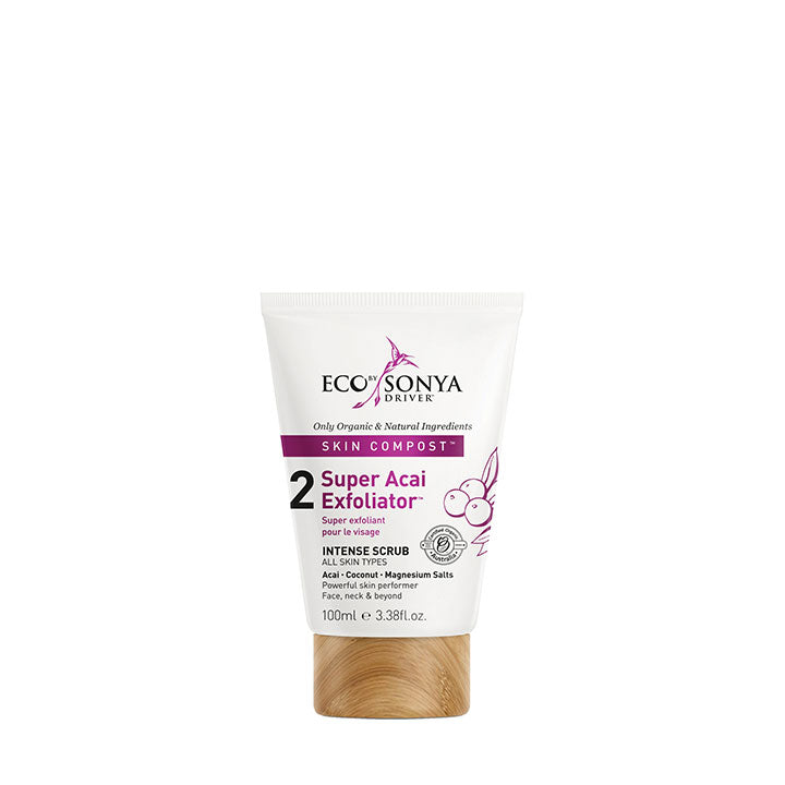 Super Acai Exfoliator 100ml - EcoClique