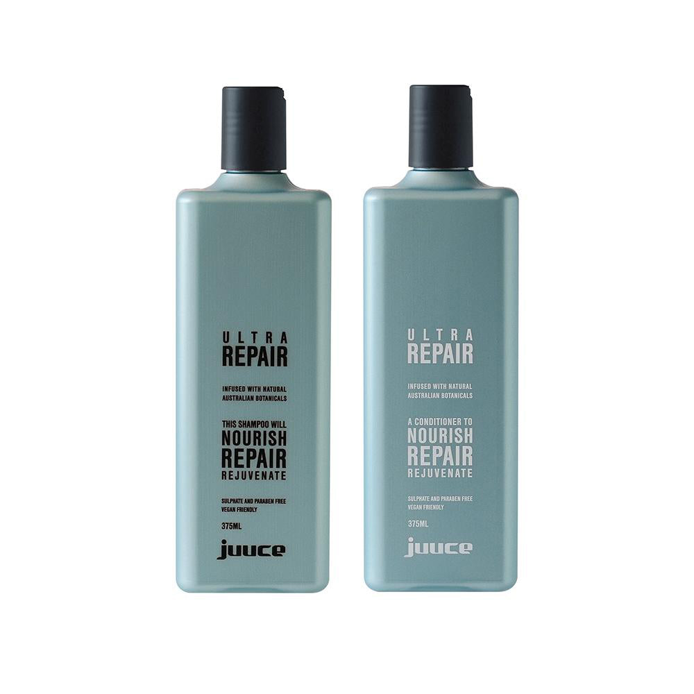 Ultra Repair Shampoo and Conditioner 375ml - EcoClique