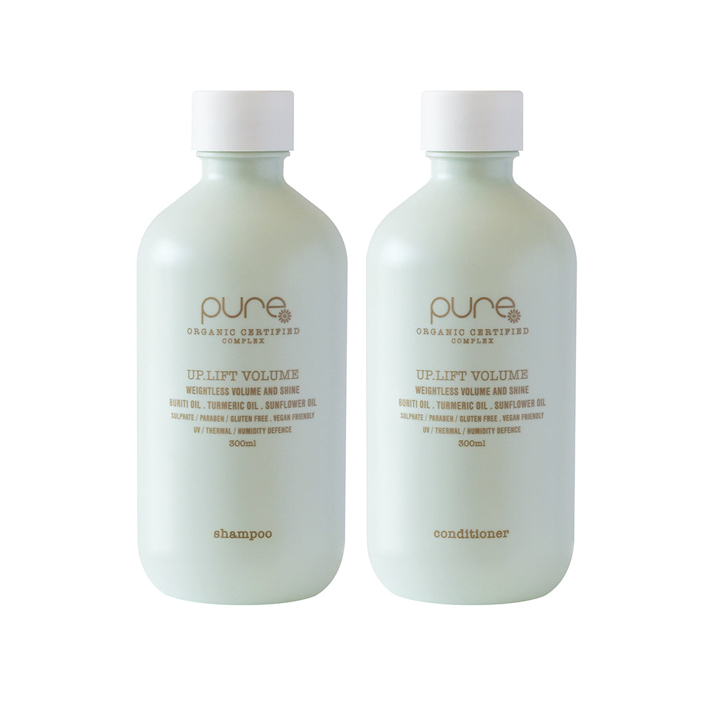 Up Lift Volume Shampoo and Conditioner 300ml - EcoClique