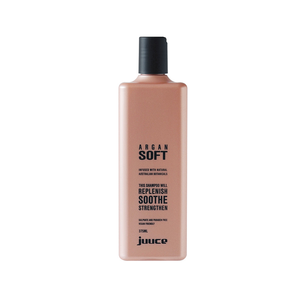 Argan Soft Shampoo 375ml - EcoClique