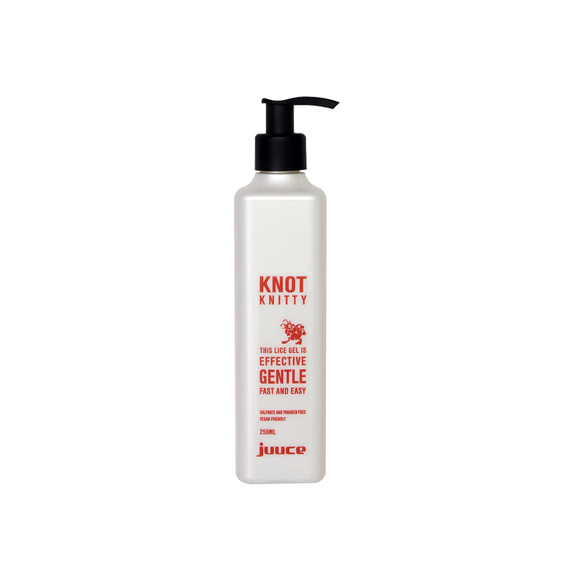 Knot Knitty Lice Treatment Gel 230ml - EcoClique
