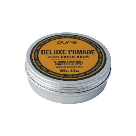 Pure Deluxe Pomade High Sheen Balm - 100g ONE AVAILABLE - EcoClique