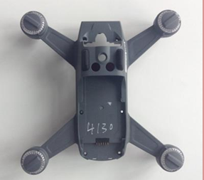DJI Spark  spark middle structure with ESC motors