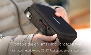 Hard shell carry case for OSMO Pocket