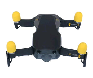 Silicone Rubber Motor Cover Case Cap Sleeve Guard For DJI Mavic Air Drone