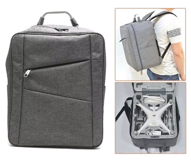 DJI PHANTOM 2/3/4 Back Pack Gray