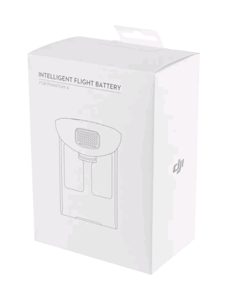 DJI Phantom 4 Pro Intelligent Flight Battery 5870 mAH White
