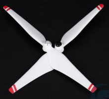 Load image into Gallery viewer, DJI Phantom 3 9450 red tip propellers