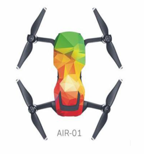 Mavic Air Accessories Import Body Waterproof Sticker(Air-01)